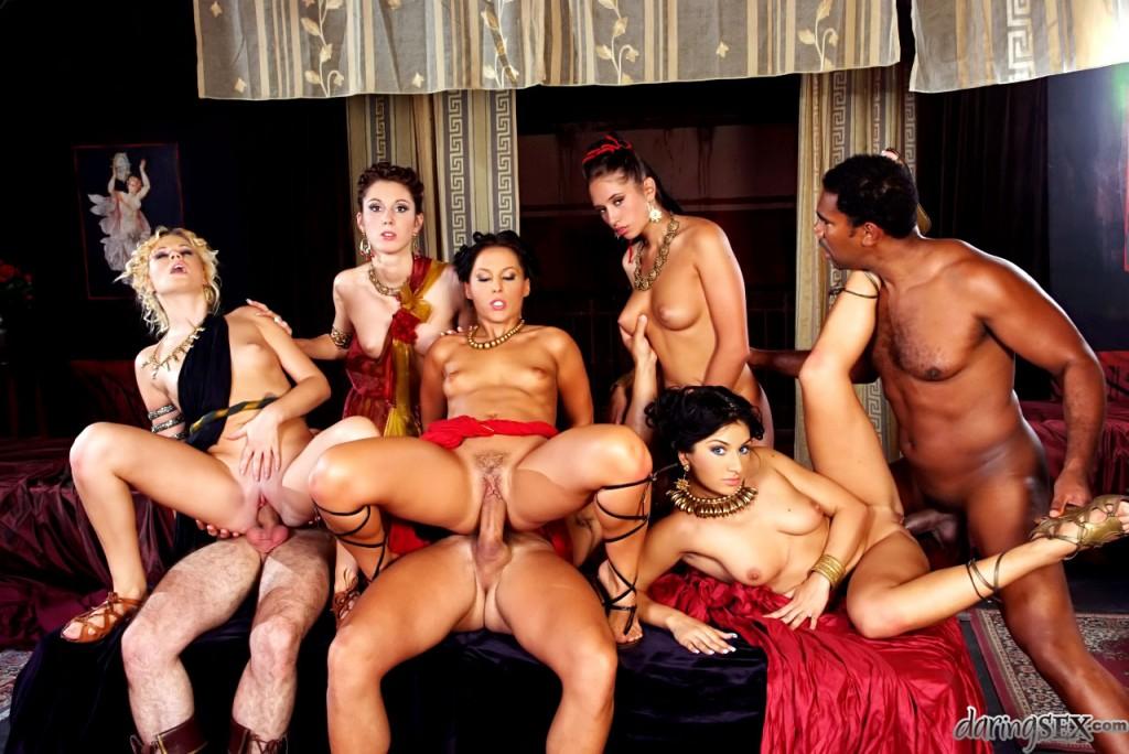 Неоновые вечеринки порно 2